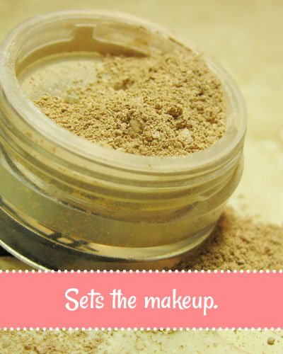 How To Use A Loose Powder?