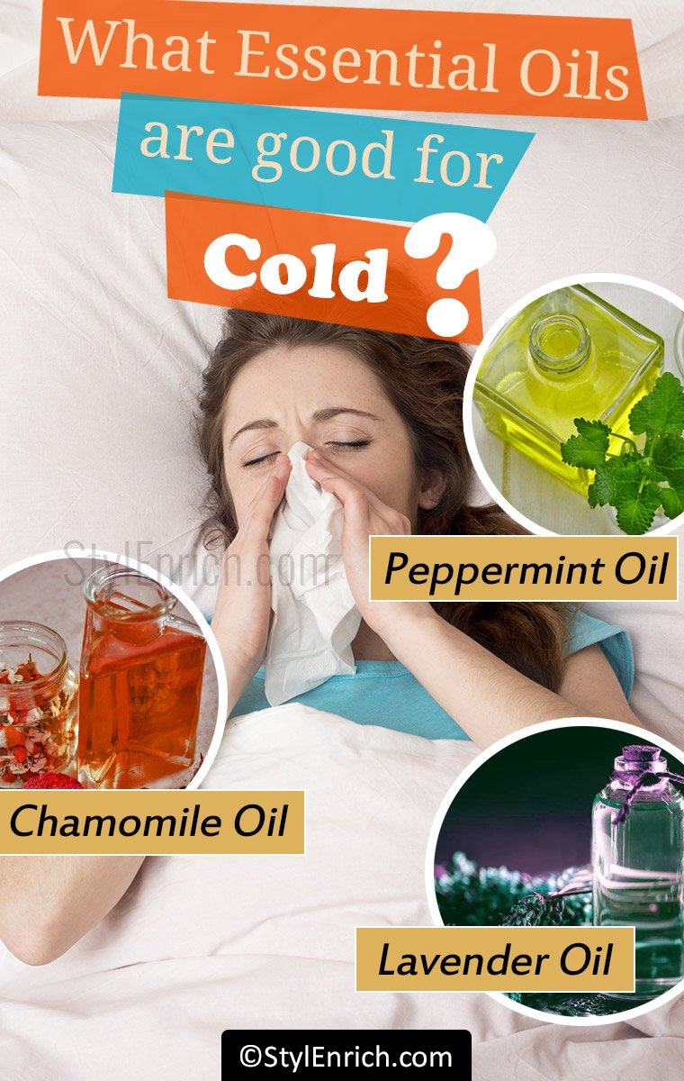 Best Essential Oils for Cold