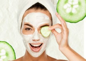 Cucumber Benefits For The Skin