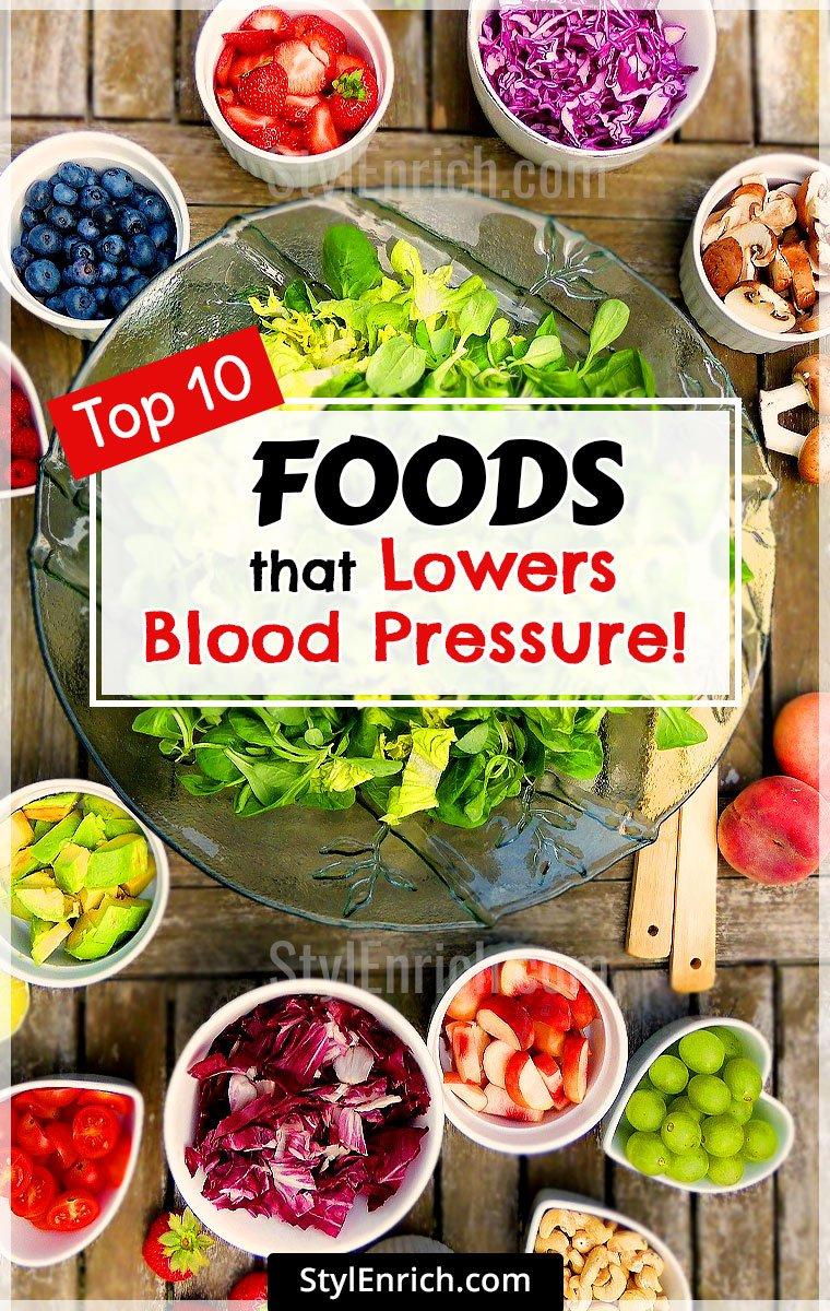 Foods That Lowers Blood Pressure
