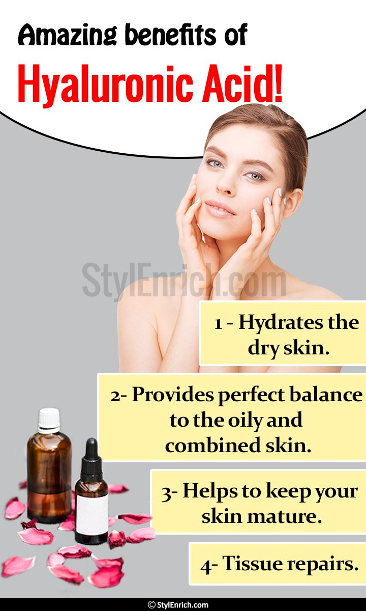 Hyaluronic Acid Benefits For Skin