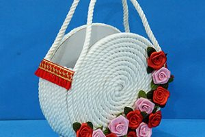 DIY Rope Bag Craft
