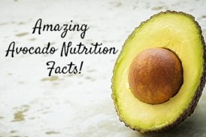 Avocado Nutrition Facts