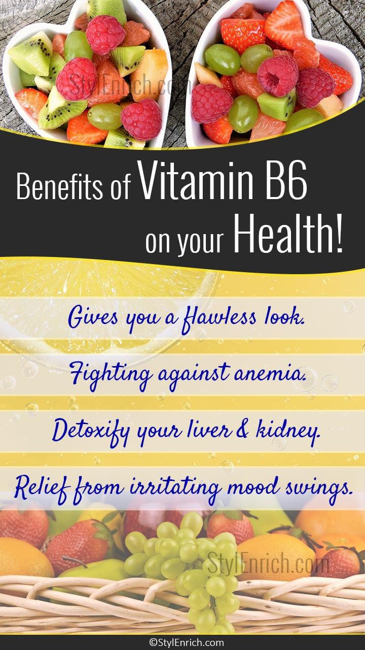 Vitamin B6 Benefits