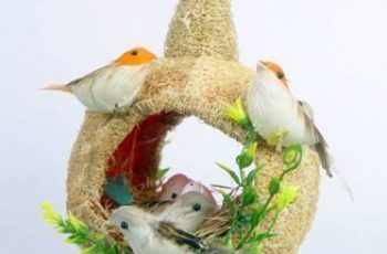 Hanging Nest Home Decoration Craft