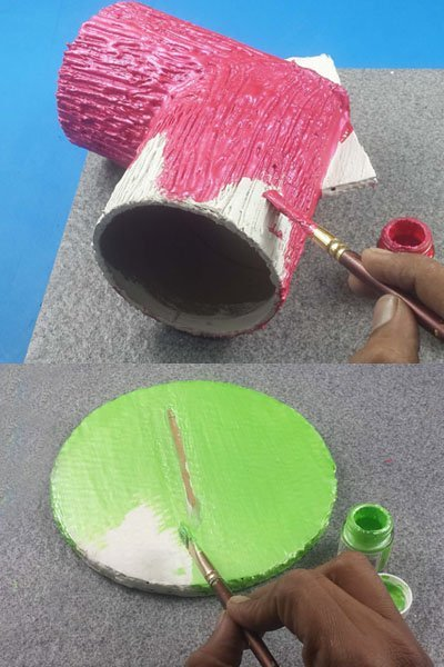 How to Make Kitchen Utility Craft from Cardboard