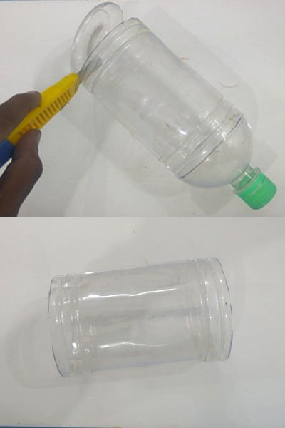 How to Make a Beautiful DIY Plastic Bottle Hand Purse?