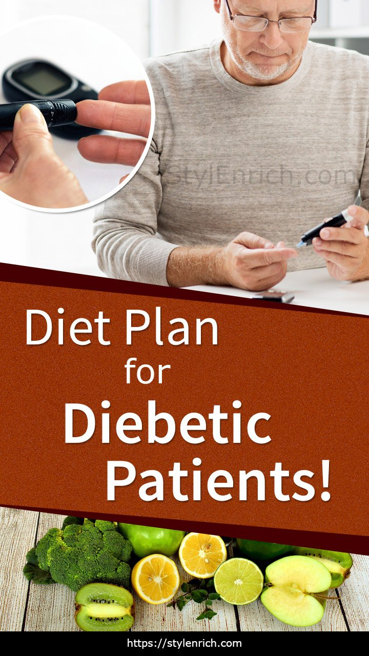Best Diet Plan for Diabetic Patients
