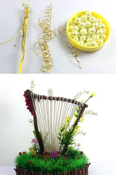 DIY Handmade Décor from Branches