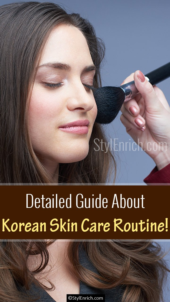 Korean Skin Care Routine
