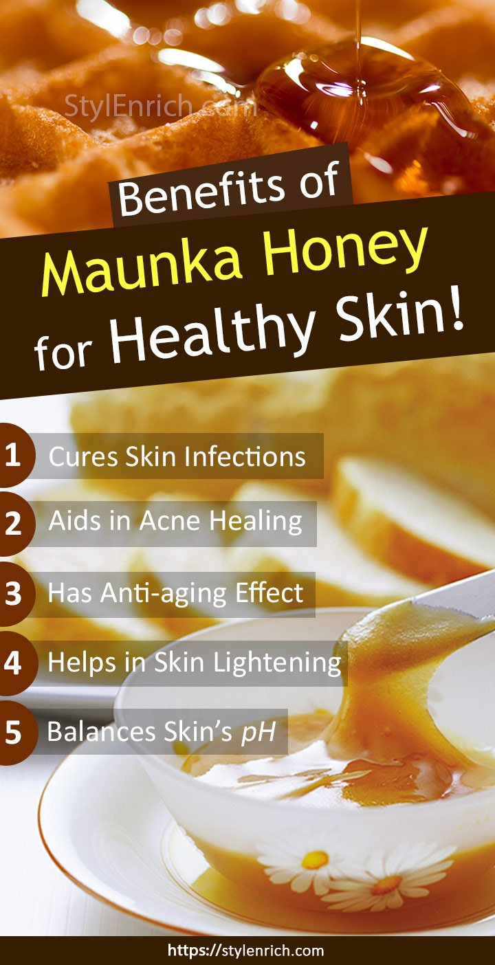 Benefits of Manuka Honey for Skin and Overall Health