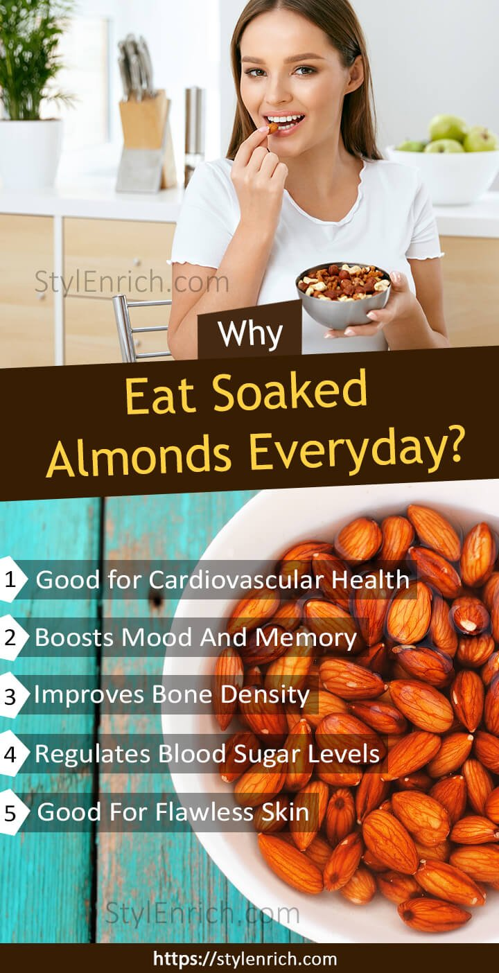Why Eat Soaked Almonds Everyday?