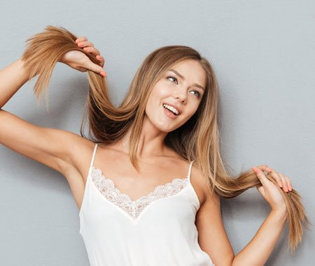 Ashwagandha Make Hair Long Strong and Healthy