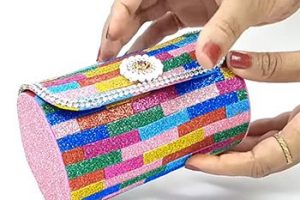 Beautiful Purse Making from Plastic Bottle