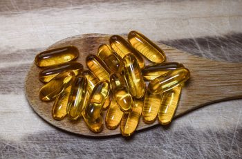 Salmon Fish Oil Tablets