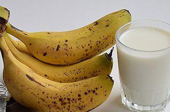 Banana Milk Benefits